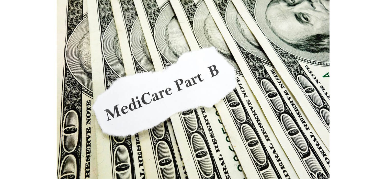 How is Medicare Part B funded?