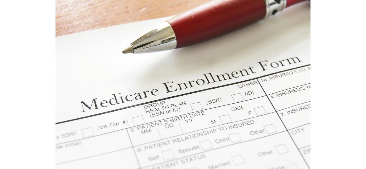 When is open enrollment for Medicare Part B? - Medicare Enrollment Form