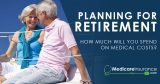 Planning for Retirement text ove rimage of two seniors relaxing on boat